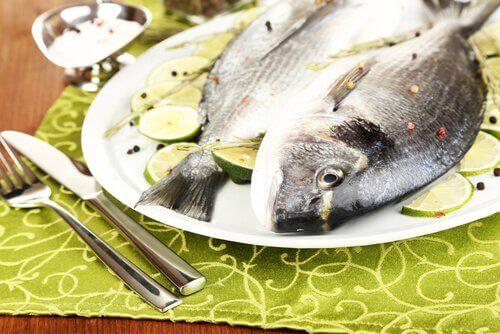 Рибата е от тези богати на протеини храни, които се препоръчват на всеки