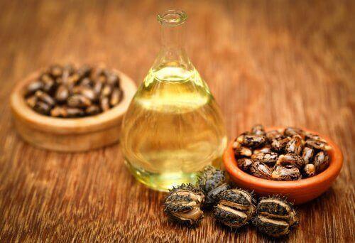 рициново масло срещу брадавиците