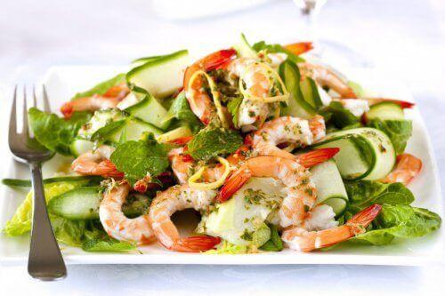 Не всички салати са полезни при диетата за отслабване