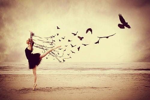 емоционална свобода и щастие след емоционален вакуум