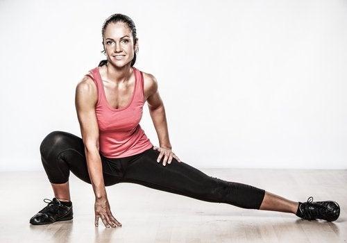 Упражнения за по-слабо лице