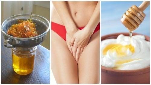 6 домашни средства за справяне с обилното вагинално течение