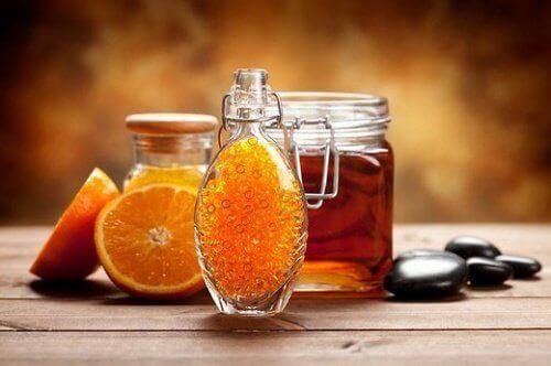 спасение от фибромиалгия - канела и портокали