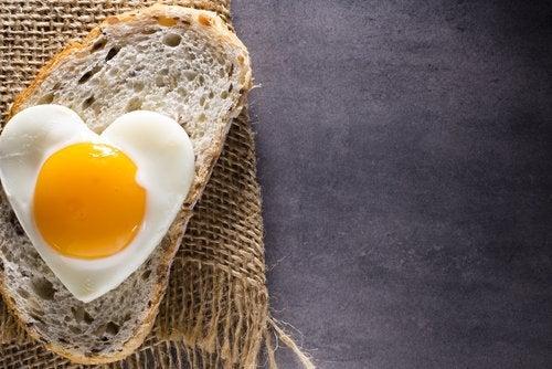 Ползата от органични яйца