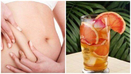 Ускорете метаболизма си с тази напитка от зелен чай, грейпфрут и мента
