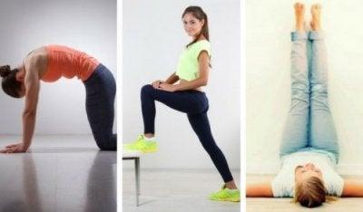 Влезте във форма с тези 9 упражнения за 9 минути сутрин