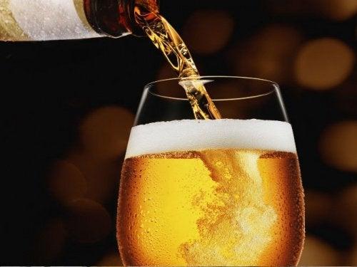 изненадващите качества на бирата