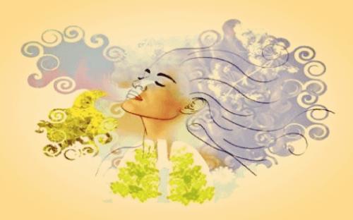 дълбокото дишане регулира стреса