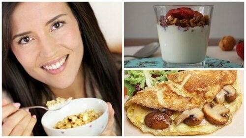 Опитайте за закуска тези 5 здравословни, високопротеинови храни за изпълнен с енергия ден