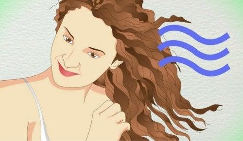 5 начина за безопасно къдрене на косата