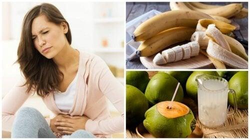 Какво да ядем при стомашни болки