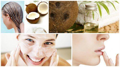 9 нови приложения на кокосовото масло