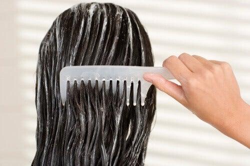 Маска за красива коса