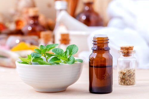 масло от риган против гъбичните инфекции