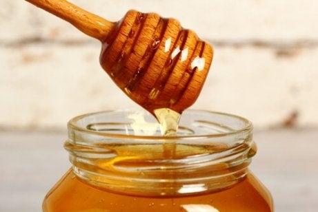 мед за меки пети