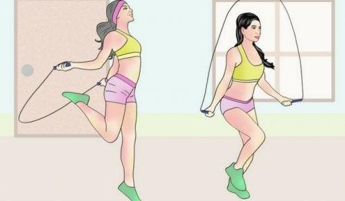 6 невероятни ползи от скачането на въже