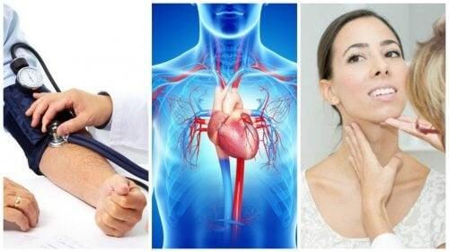 7 потенциални причини за застойна сърдечна недостатъчност