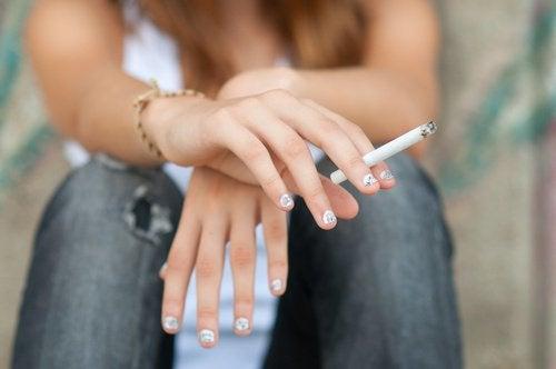 за да се погрижите за здравето на мозъка, спрете цигарите