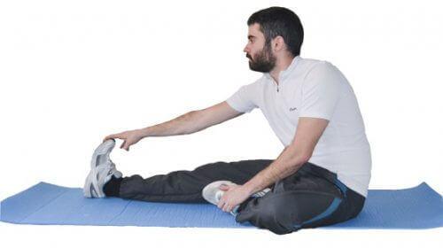 упражнения с разтягане за няколко минути