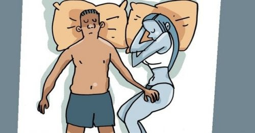 Как да заспите, когато е много горещо