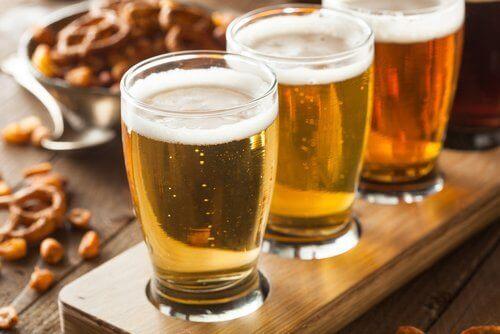 Едно от ценните качества на бирата - полезна е за сърцето.