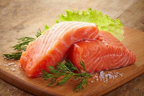 Мазна риба увелечава производството на серотонин