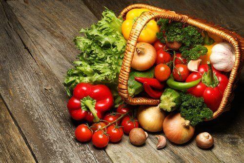 Сурови зеленчуци - алкалните храни от природата
