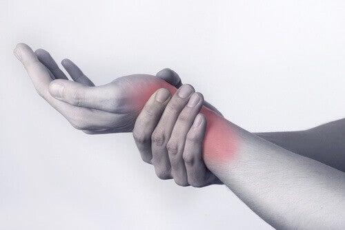 Повтарящи се движения понякога са причина за болка в ставите
