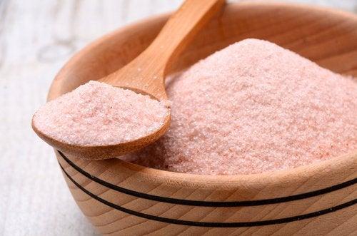 розовата хималайска сол и мигрената