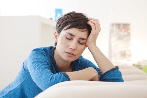 Умората може да се дължи на отслабнала имунна система.