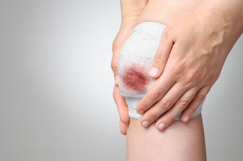 Зарастване на рани при отслабнала имунна система