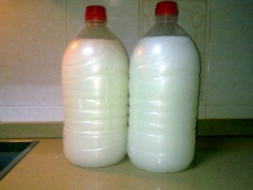домашен течен сапун