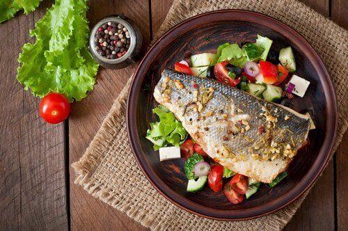 рибата е препоръчителна при диабет и хипертония
