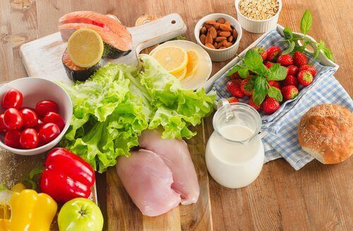 хранене със зеленчуци и плодове при диабет