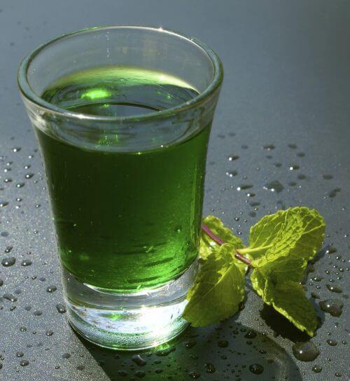 Приготвяне на зелена вода