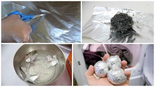 8 нови приложения на алуминиевото фолио, за които вероятно не знаете