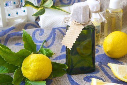 ароматизатор с цитрусови плодове