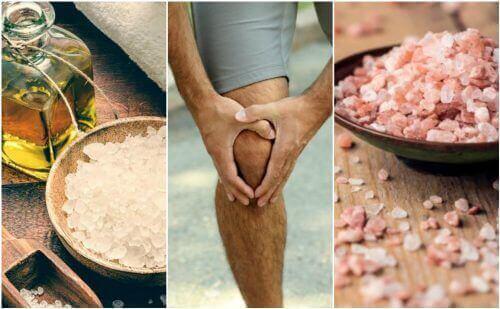 Облекчете болката в коляното с това лесно лечебно средство