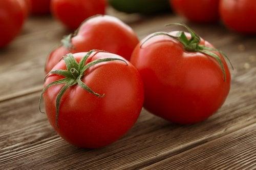 домати за Салморехо