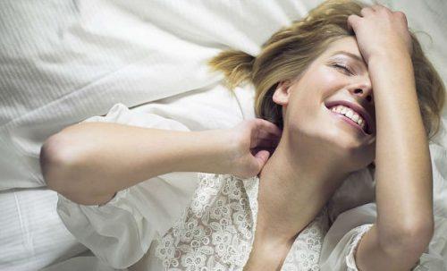 женската мастурбация води до освобождаването на ендорфини и серотонин