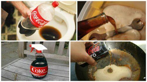 8 интересни приложения на Кока-колата в домакинството