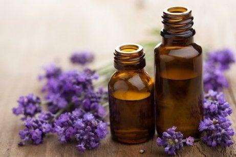 лавандулово масло като средство за лечение на гъбичките по краката