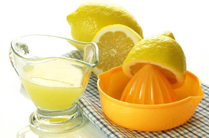 възглавниците се ароматизират лесно с лимон