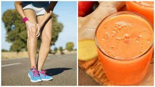 Укрепете костите и облекчете болката в ставите с тази натурална напитка