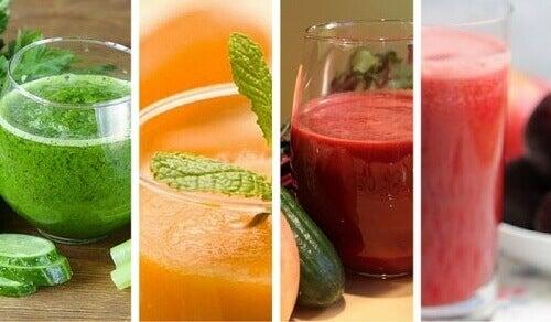5 вкусни напитки, оптимизиращи функционирането на черния дроб