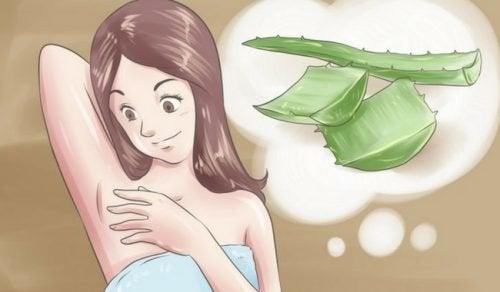 Как да приготвите дезодорант против миризмата на подмишниците