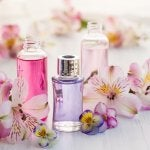 продуктите за красота за аромат