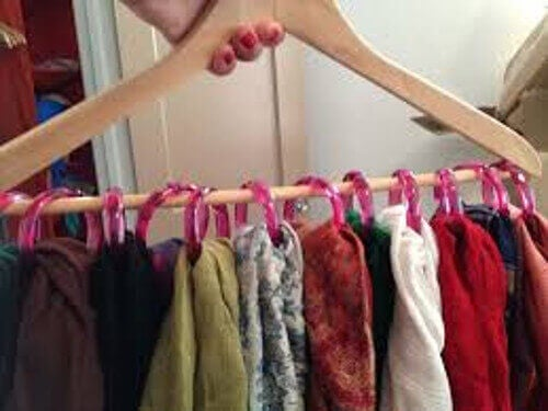 подреждане на гардероба