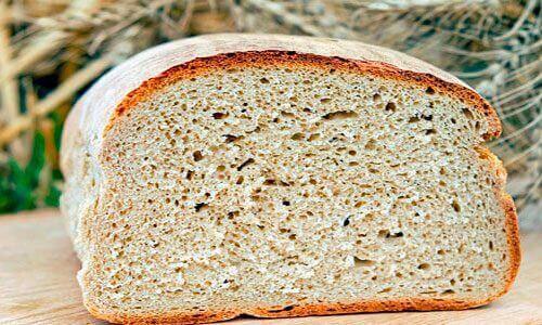 хляб за супа Салморехо