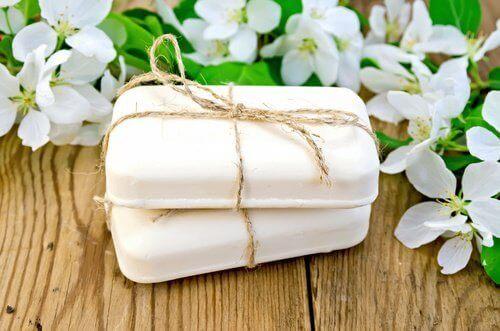 Лични вещи, които не бива да споделяте с другите: сапун